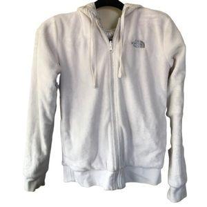 North Face reversible hoodie